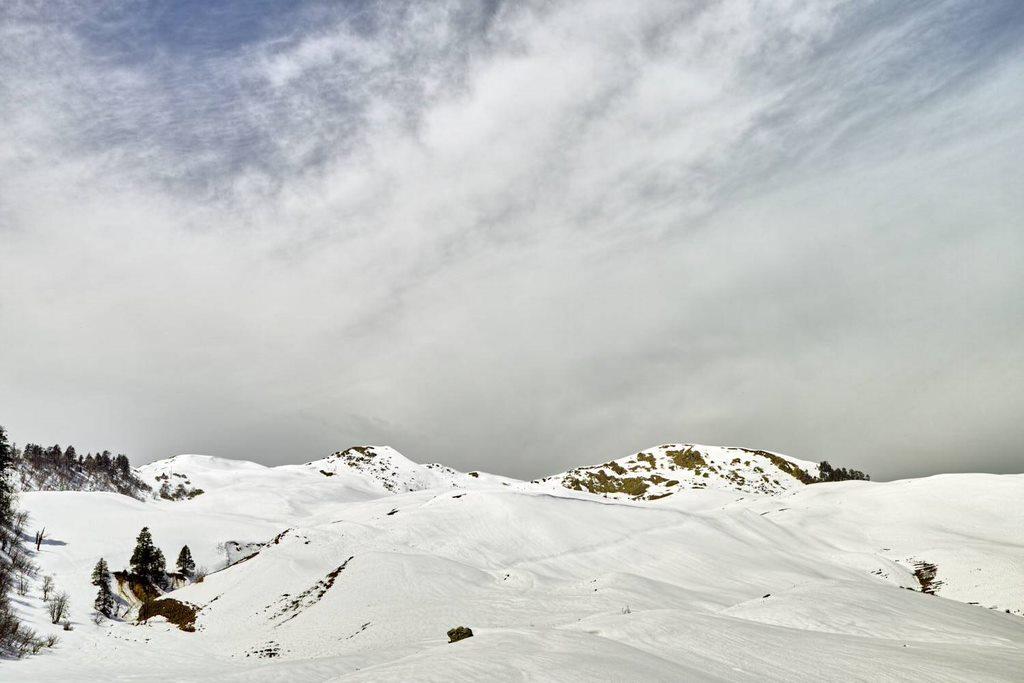 Winter at Dayara Bugyal (Uttrakhand)